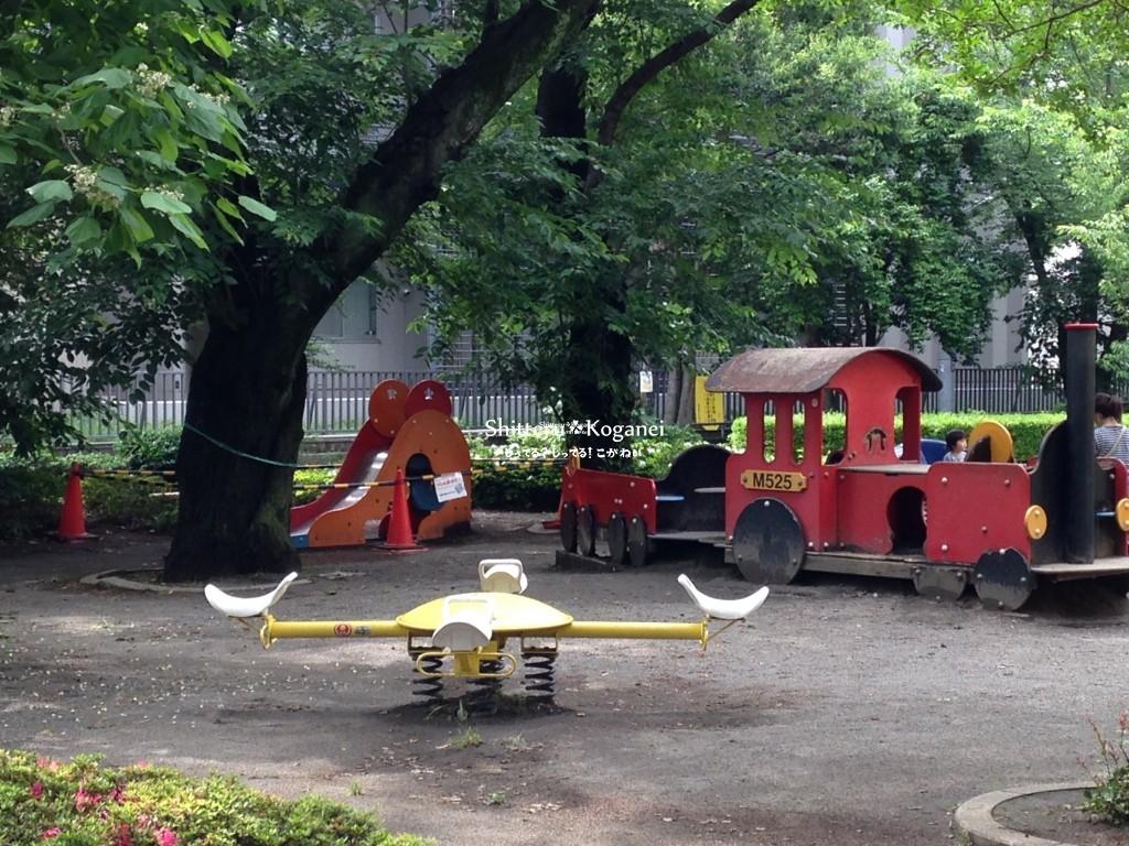 栗山公園 遊具