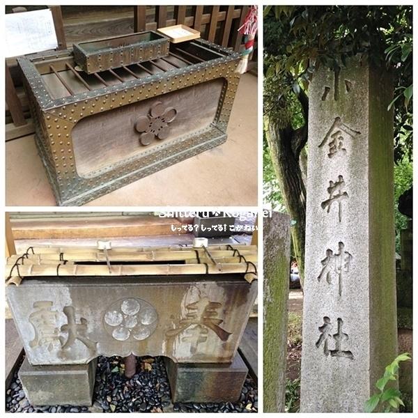 小金井神社(こがねいじんじゃ)