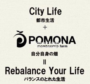 会員制農場ポモナ-POMONA-
